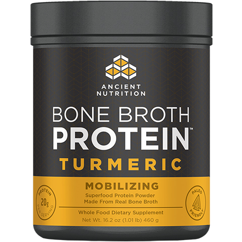 Bone Broth Protein - Tumeric Image