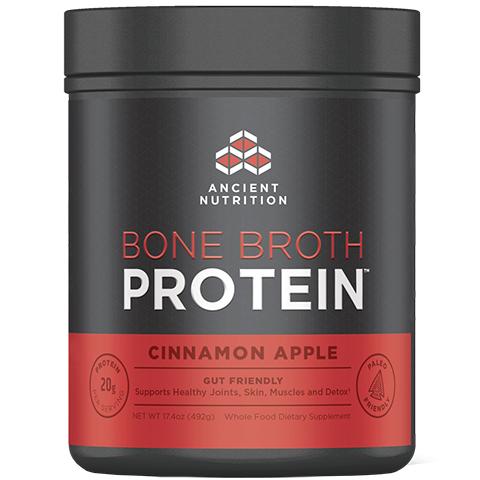 Bone Broth Protein - Cinnamon Apple Image
