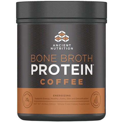 Bone Broth Protein - Coffee Image
