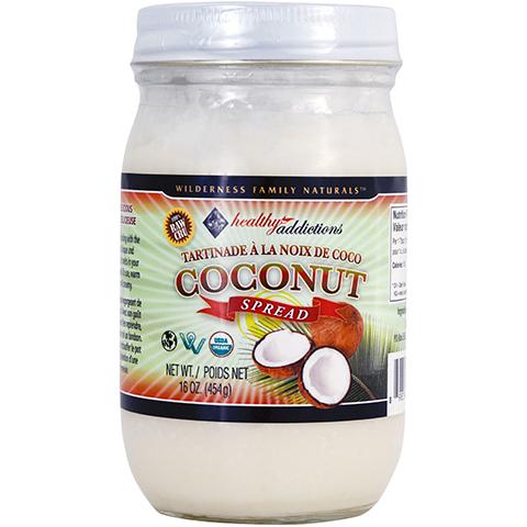 Coconut Spread | Coconut Butter | Organic Image