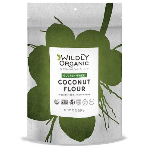 Organic Coconut Flour | Raw Image