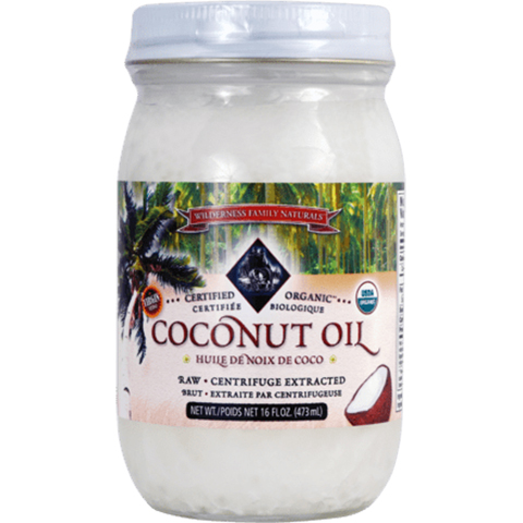 Centrifuge Extracted Coconut Oil | Organic Image
