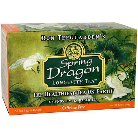 Spring Dragon Longevity Tea Image