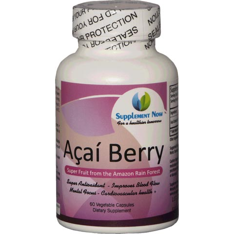 Acai Berry 4:1 Extract Image