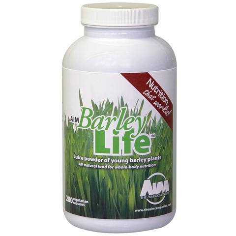 Barley Life Image