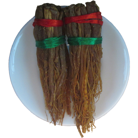 Gaogouli Red Ginseng Rootlets Image