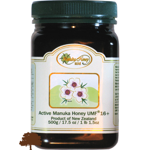 Active Manuka Honey UMF 16+ Image