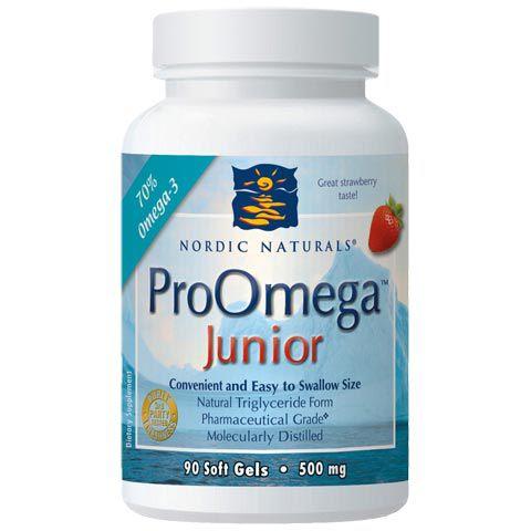 Nordic naturals pro omega junior for Pro omega fish oil