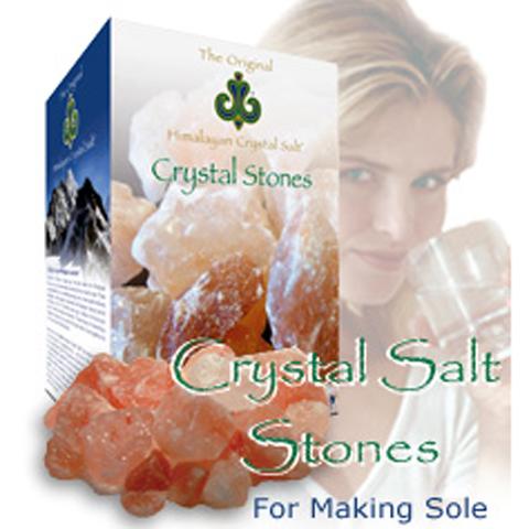 Himalayan Crystal Salt  - Stones Image
