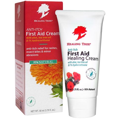 Anti-Itch First Aid Cream Image