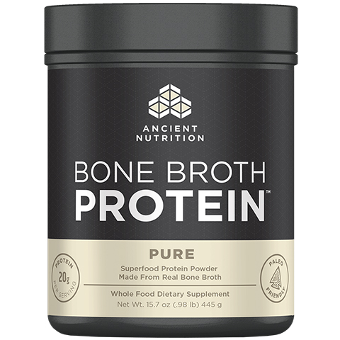 Bone Broth Protein - Pure Image