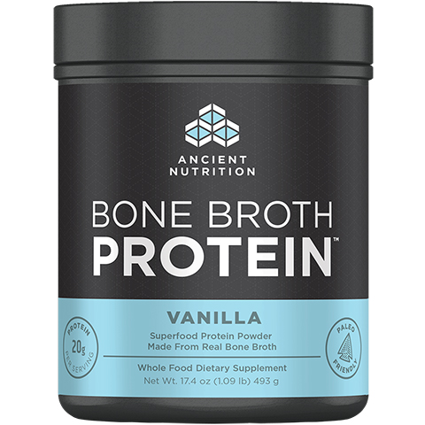 Bone Broth Protein - Vanilla Image