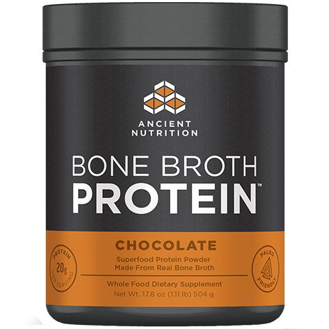 Bone Broth Protein - Chocolate Image