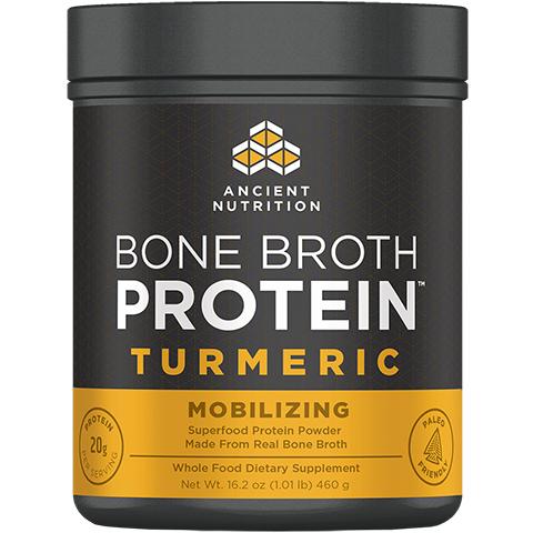 Bone Broth Protein - Tumeric Image