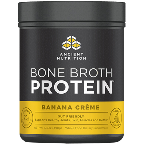 Bone Broth Protein - Banana Creme Image
