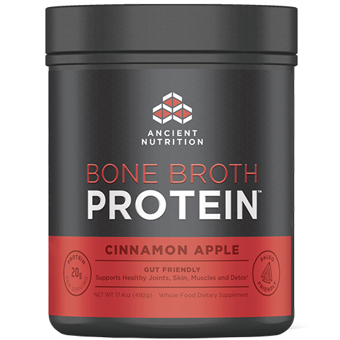 Bone Broth Protein - Cinnamon Apple Image
