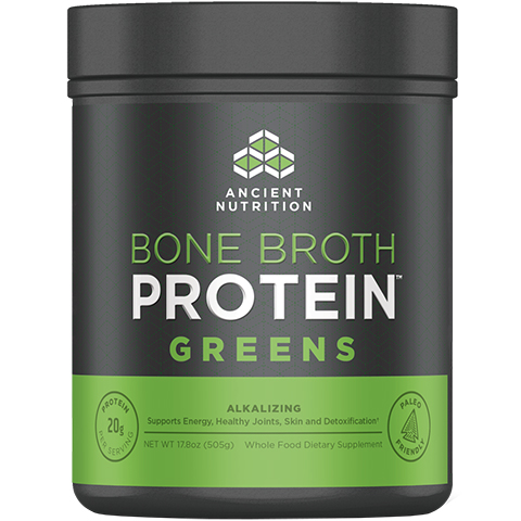 Bone Broth Protein - Greens Image