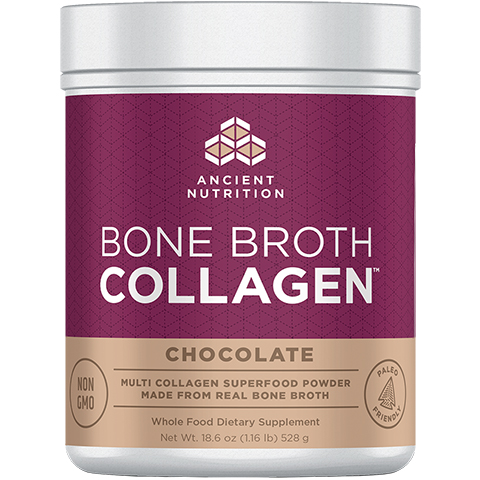Bone Broth Collagen - Chocolate Image