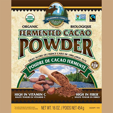 Fermented Cacao Powder | Organic | Raw Image