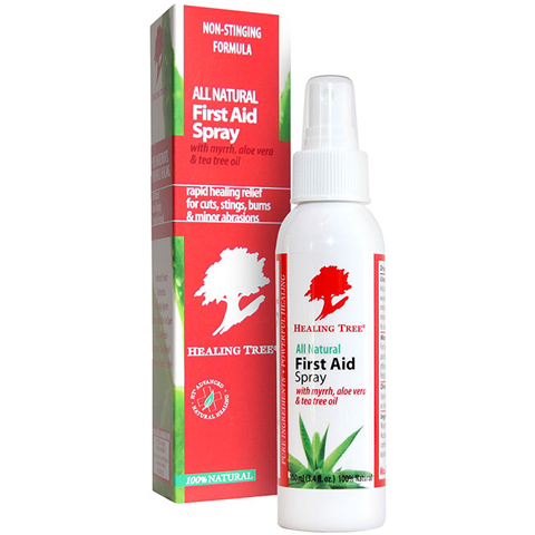 All Natural First Aid Spray Image