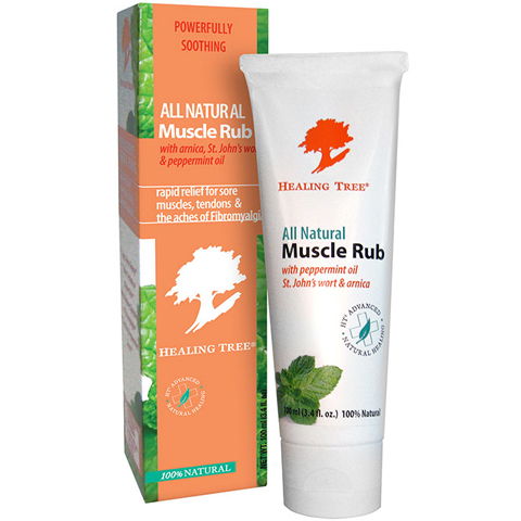 All Natural Muscle Rub Image