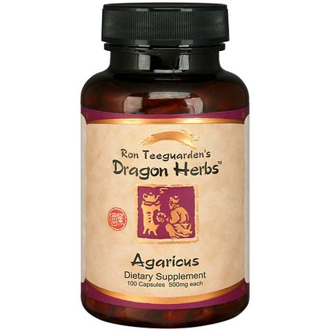 Agaricus - Capsules Image