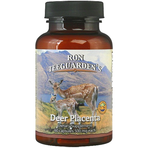 New Zealand Deer Placenta Image