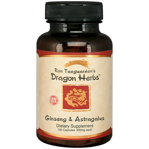 Ginseng & Astragalus Combination Image