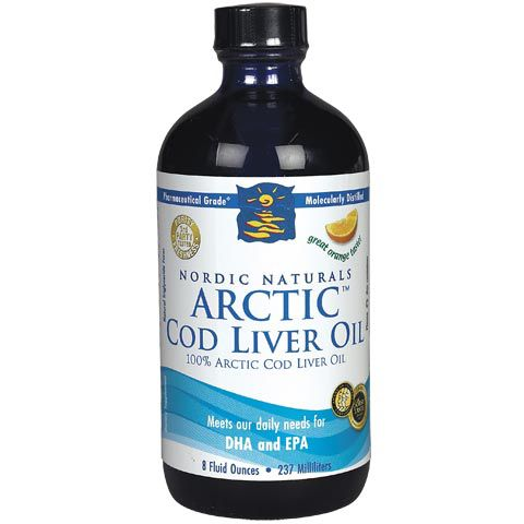 Arctic D Cod Liver Oil Image