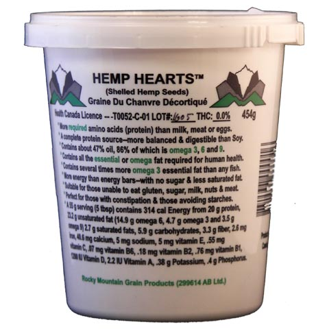 Hemp Hearts Image