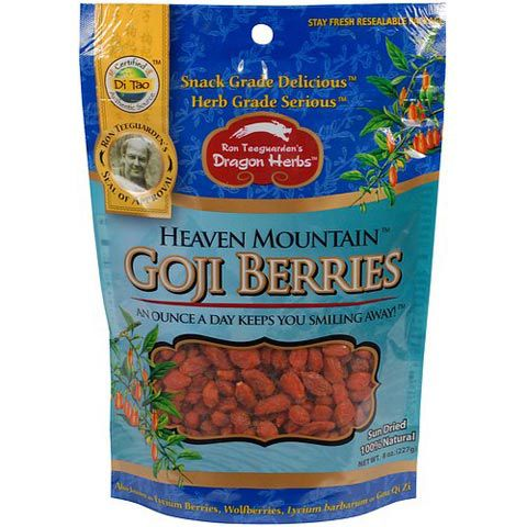 Heaven Mountain Goji Berries Image