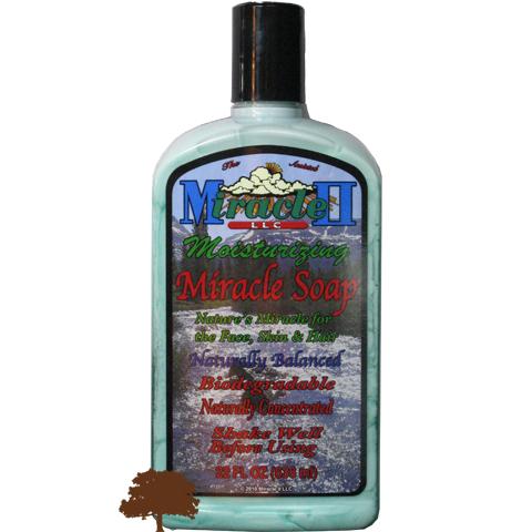 Miracle II Moisturizing Soap Image
