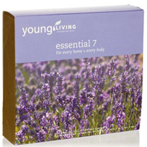 Essential 7 Oil Collection Image
