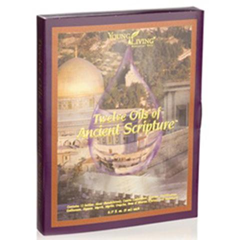 Twelve Oils of Ancient Scripture Kit Image